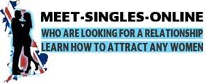 Logo of meet singles online UK